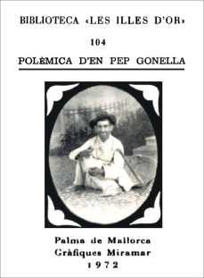 Polèmica d'en Pep Gonella, Vergonyosa Portada per part d'en Moll