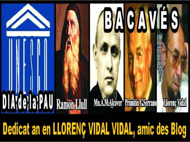 Capçelera Llorenç Vidal